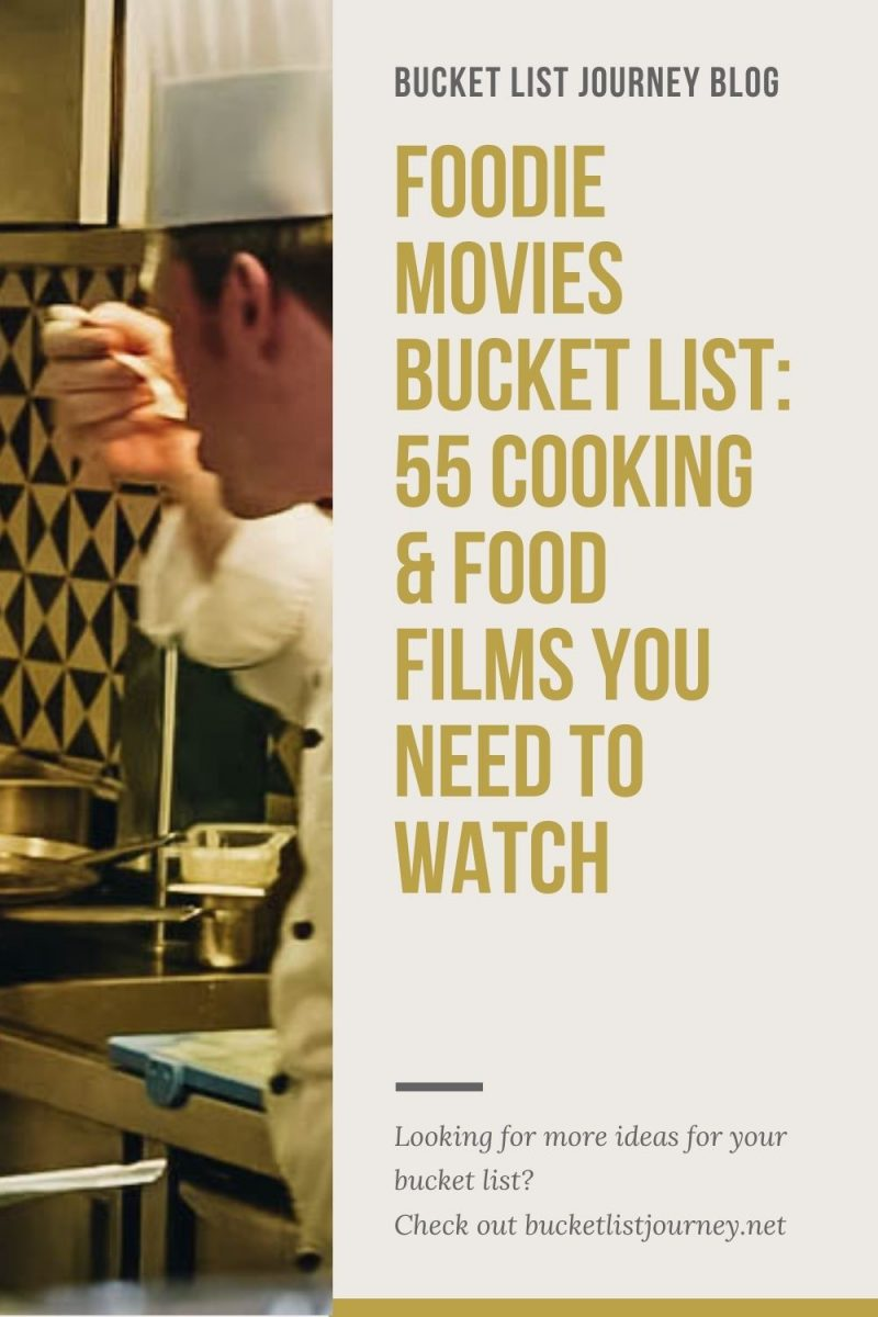 Foodie Movies Bucket List: Best Cooking & Food Films You Need to Watch