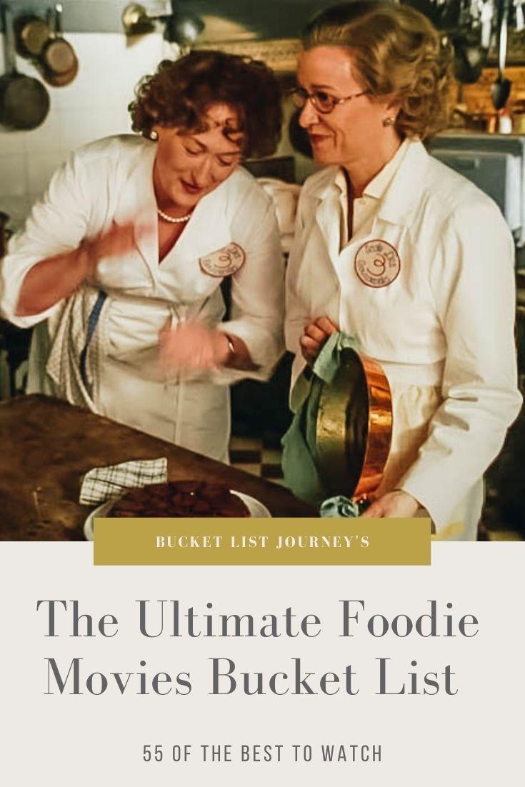 Foodie Movies Bucket List: Best Cooking & Food Films You Need to Watch