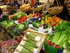 Mercato Centrale Vegetables