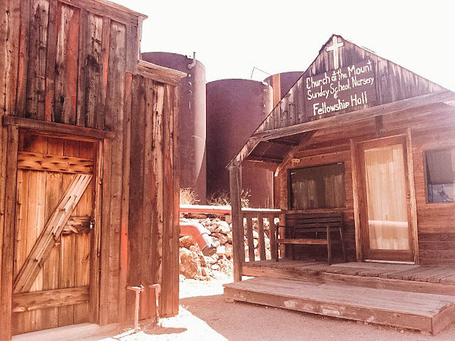 Goldfield Az Ghost Tow
