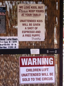 Lagunitas Taproom Signs