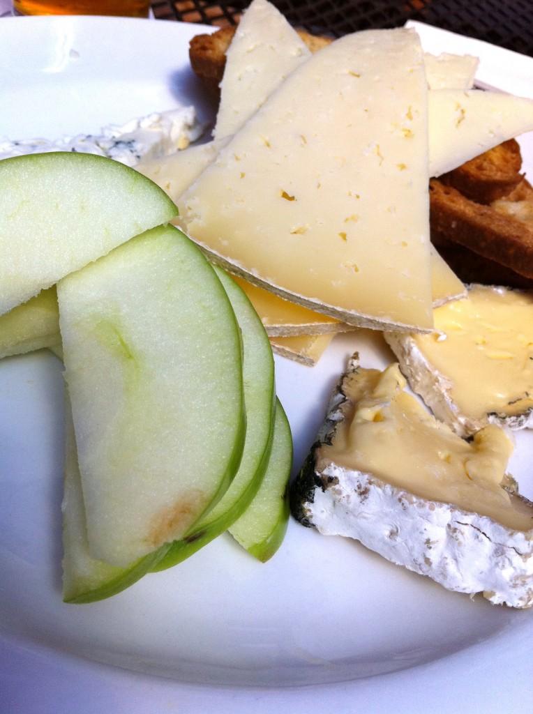 Lagunitas Taproom Cheese Plate