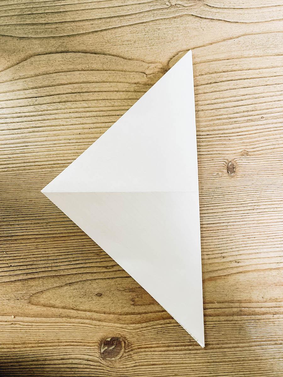 Origami Diagonal Fold