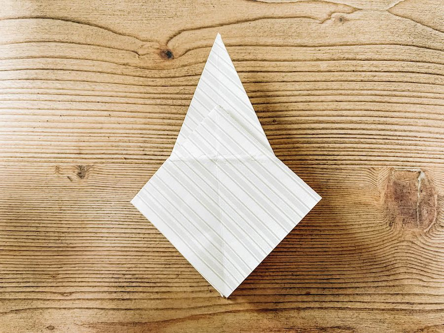 guide to making a paper crane