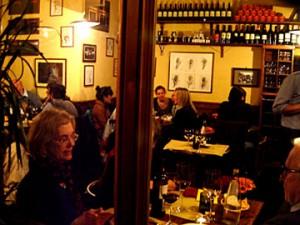 Restaurant in Italy