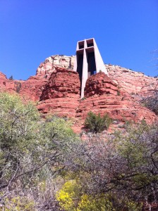 Sedona Chapel of the Holy Cross