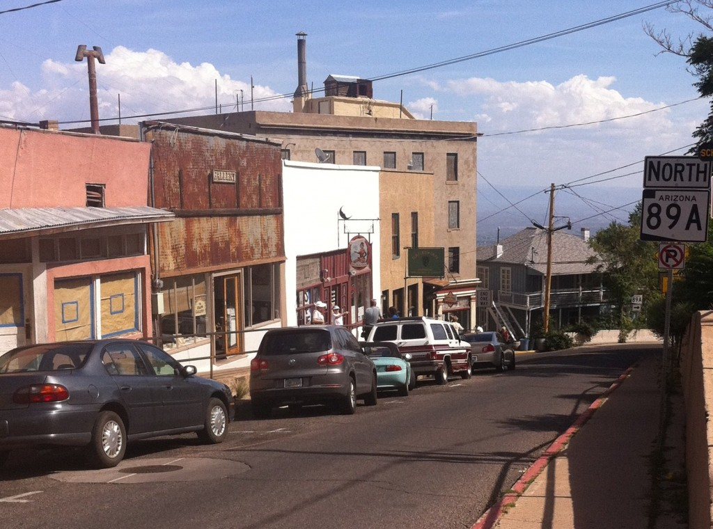 downtown jerome arizona