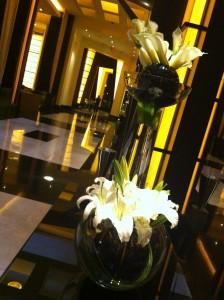 hallway at thehotel mandalay