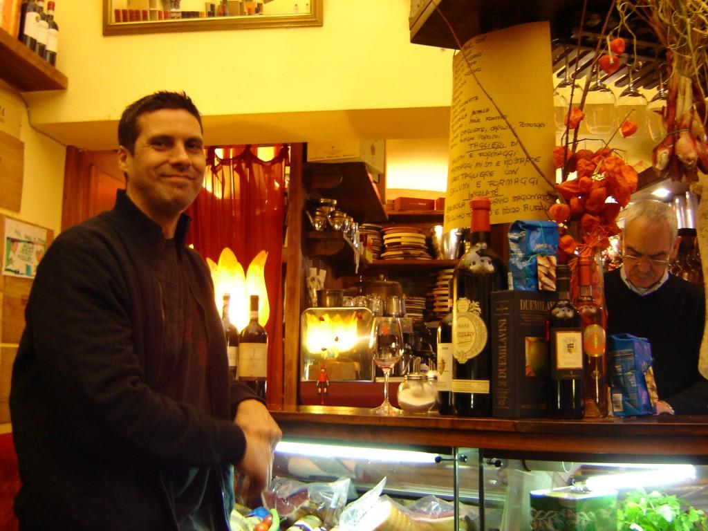 Italian Happy Hour at Note di Vino