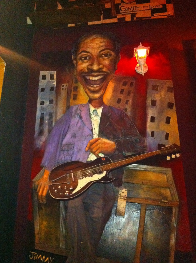 House of Blues Artwork