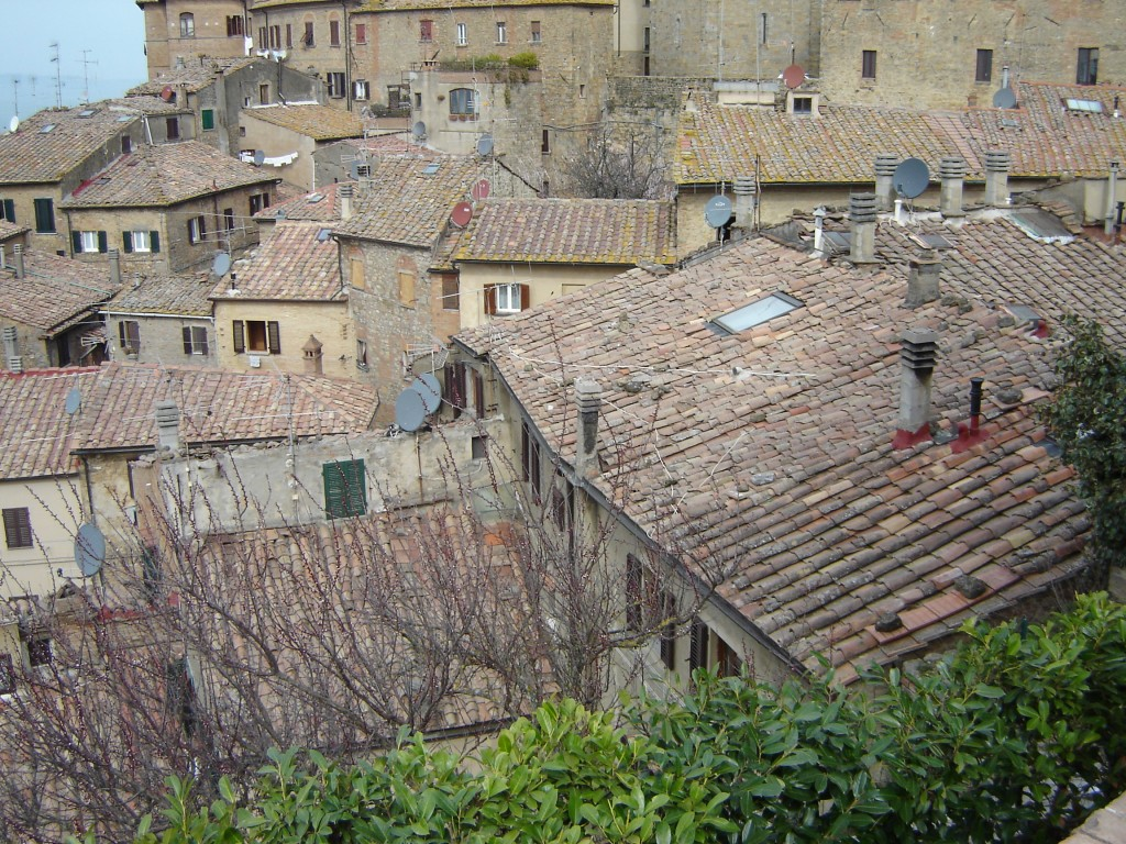 Northern Italy Rooftops
