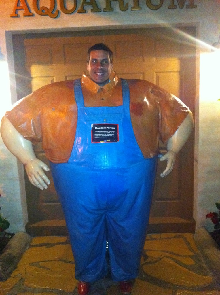 Heaviest Man