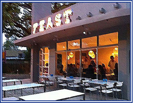 Feast Restaurant in San Antonio