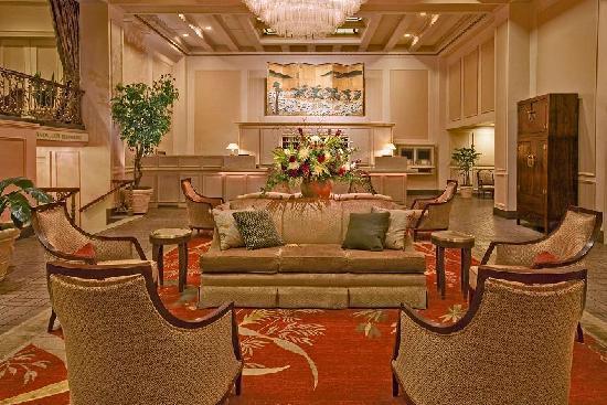 Mayflower Park Hotel Lobby