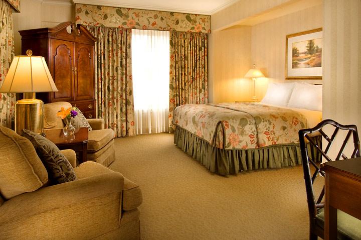 Seattle Hotel Room