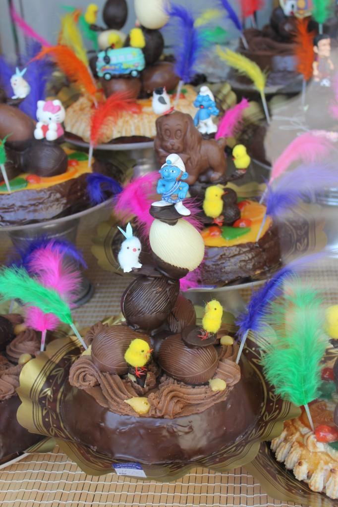 Easter in Spain pastries