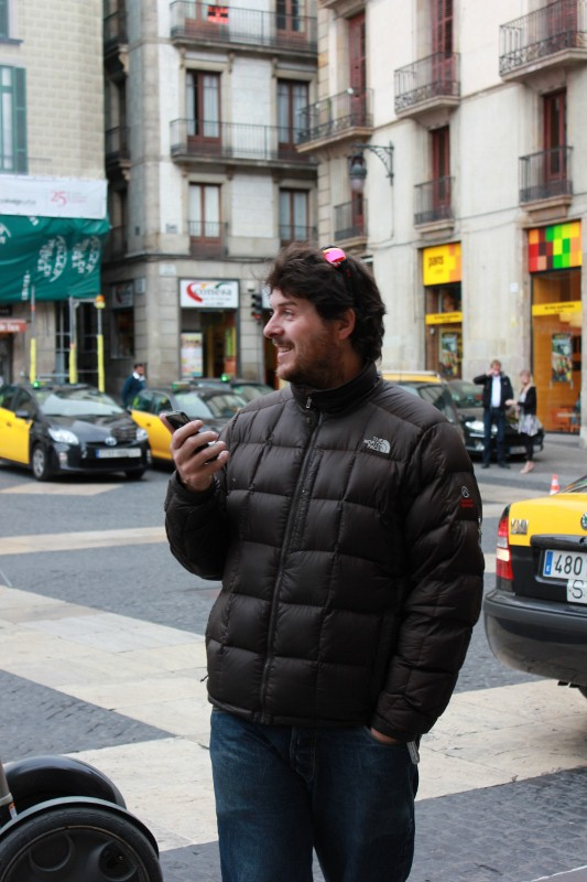 Our Barcelona Segway Guide