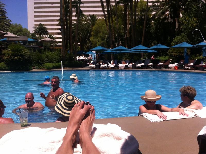 Mirage VIP Pool