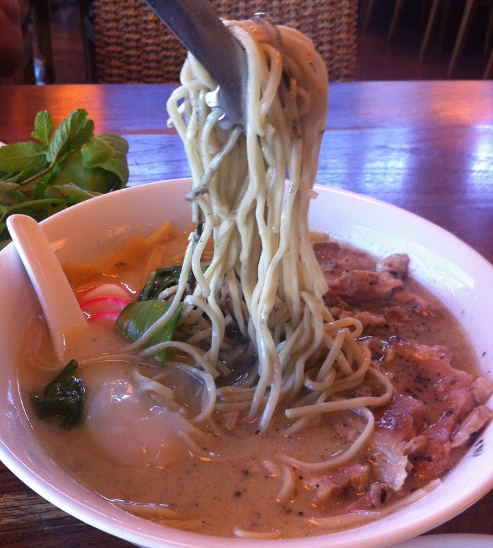 Hap Ramen at Star Noodle