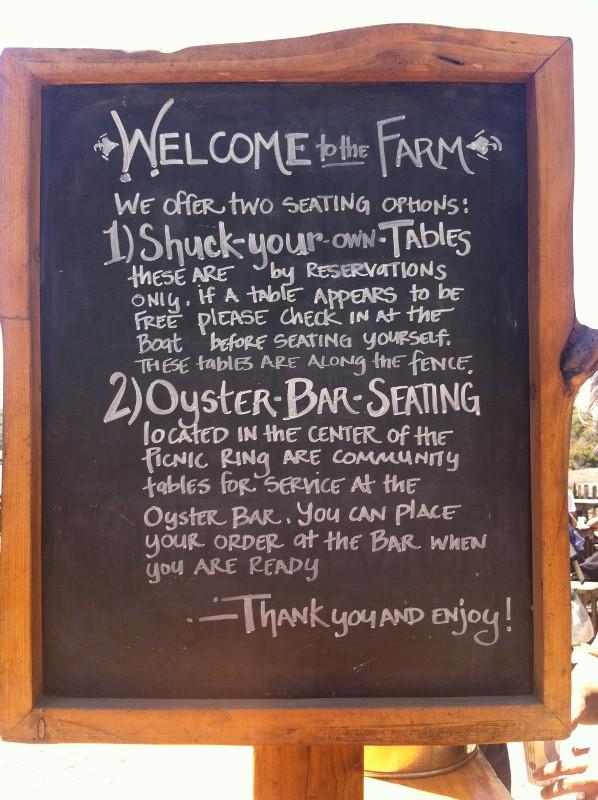 Hog Island Oyster Farm