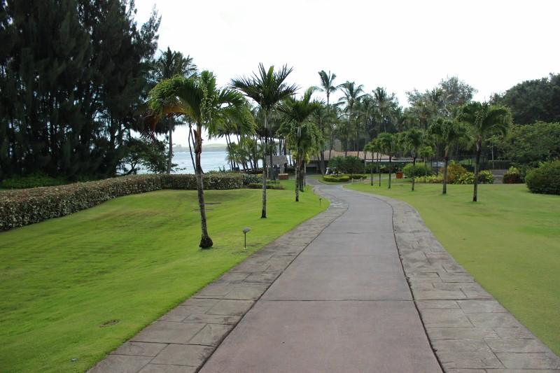 Kapalua Ritz Grounds