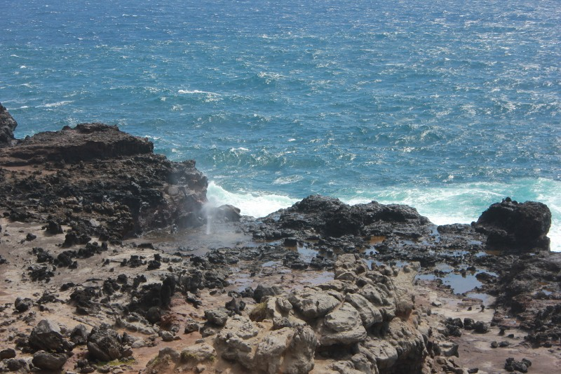 Best Things to do in Maui: See the Blow Hole