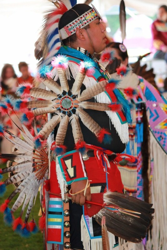 Native American Pow Wow Dress