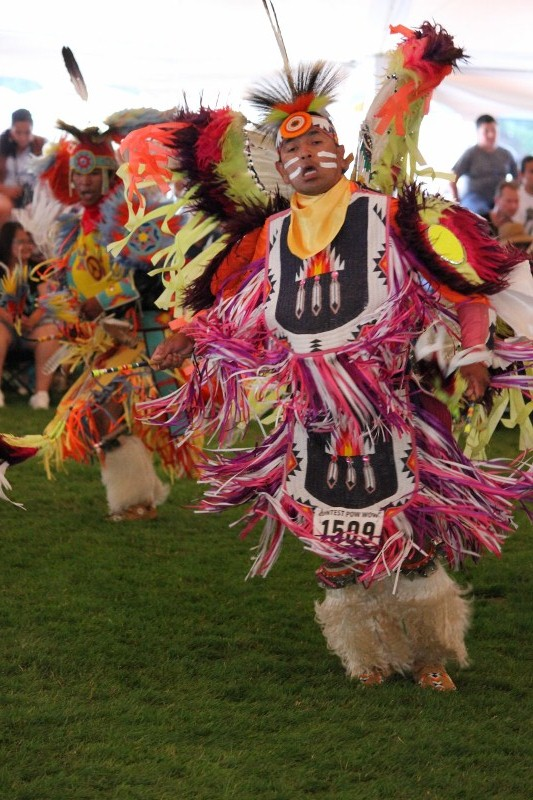 Native American Pow Wow Dance Competition