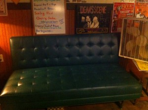 Couch of the Man Cave