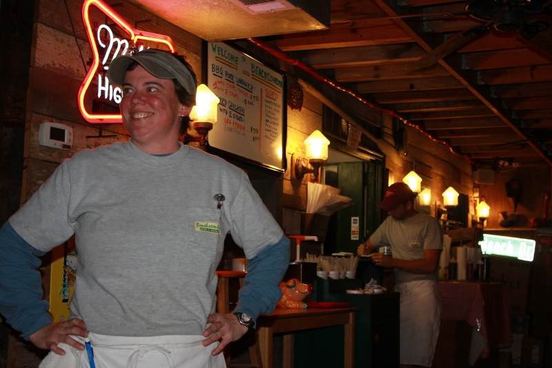 Owner of Southern BBQ Restaurant