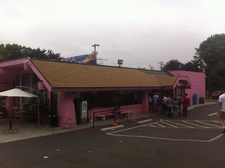 Voodoo Doughnuts Building