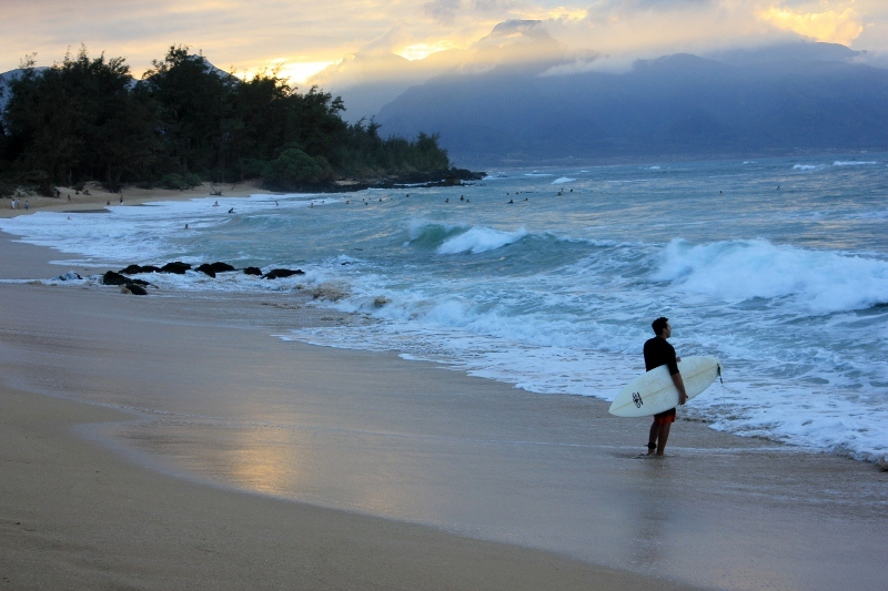 Best Things to do in Maui: Surf Pai Bay
