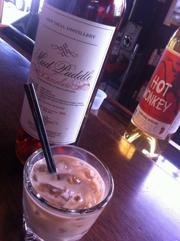 Mini Cocktail at Portland Distillery