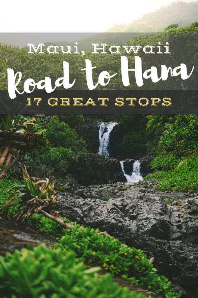The 17 Best Road to Hana Stops on the Hawaiian Island of Maui