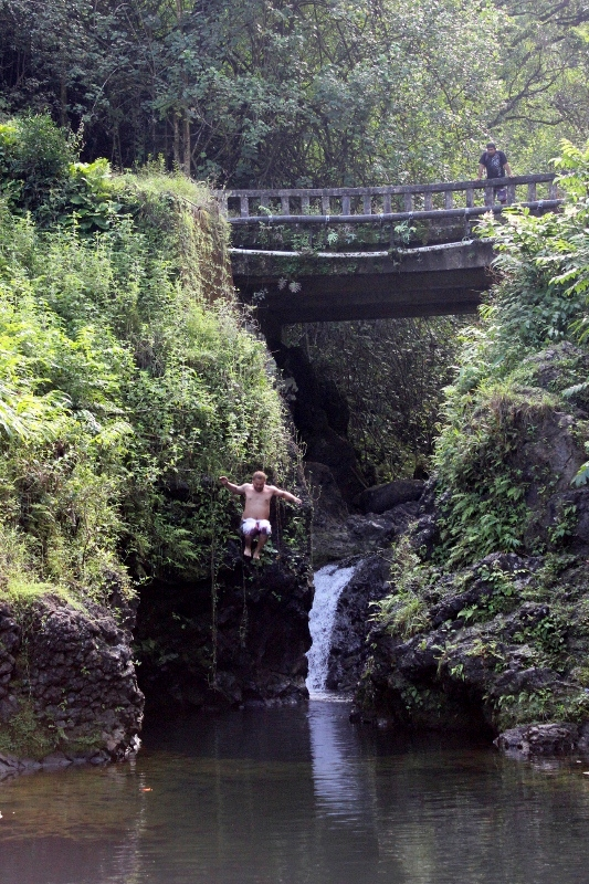 Ching's Pond: One of the Best Road to Hana Stops on the Hawaiian Island of Maui