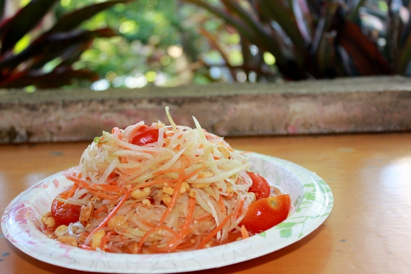 Nutcharee's Authentic Thai Food: One of the Best Road to Hana Stops on the Hawaiian Island of Maui