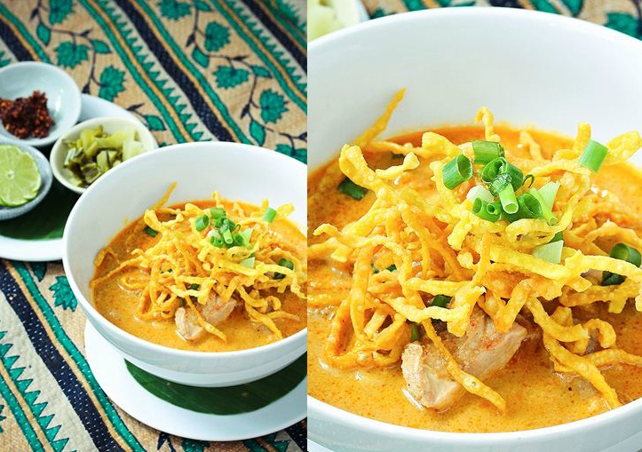 Khao Soi at Ginger & Kafe