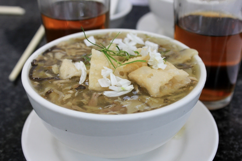Snake Soup in Hong Kong