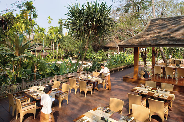 Le Grand Lanna Restaurant in Chiang Mai