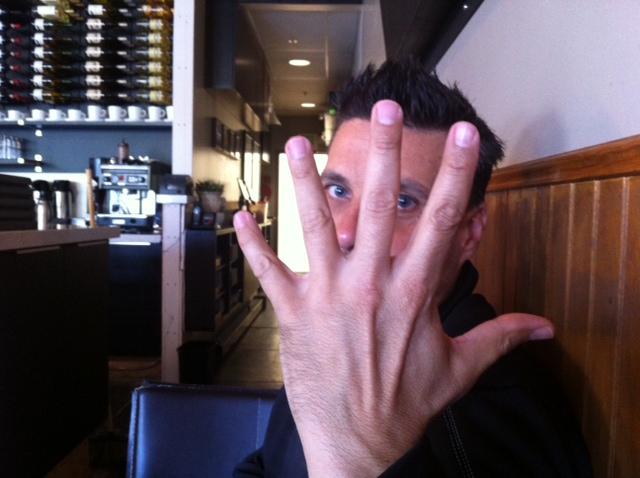 Pete's Hand