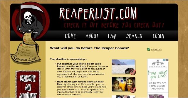 reaper list image