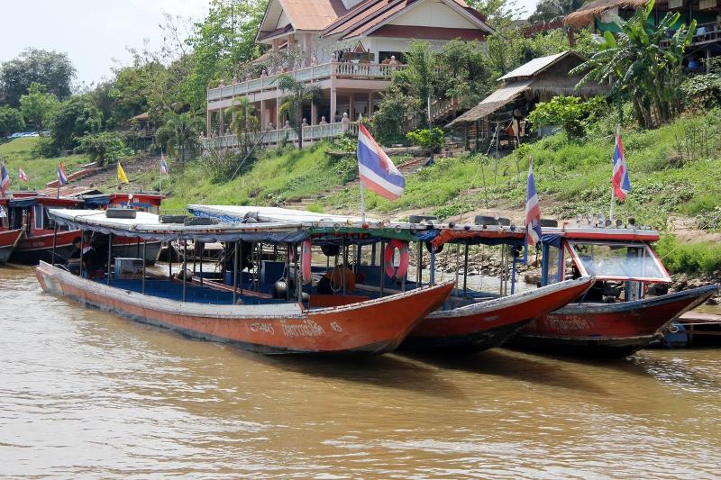 Laos Boat