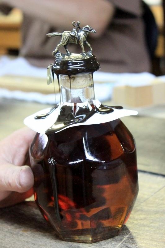 Bourbon at buffalo trace
