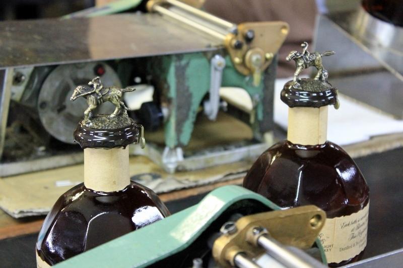 buffalo trace bourbon bottling