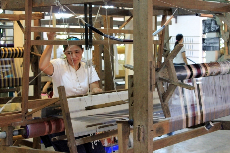 Chiang Mai Handicraft Tour Silk