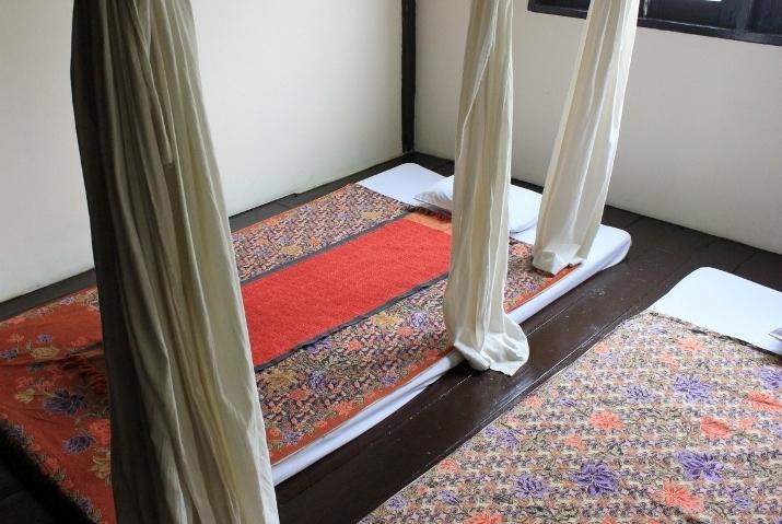 Thai Massage Room at Fah Lanna
