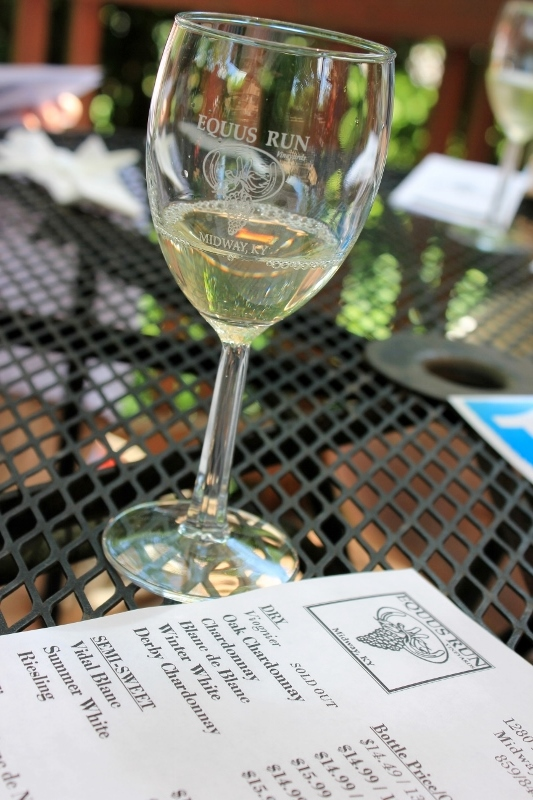 Kentucky Derby Wine