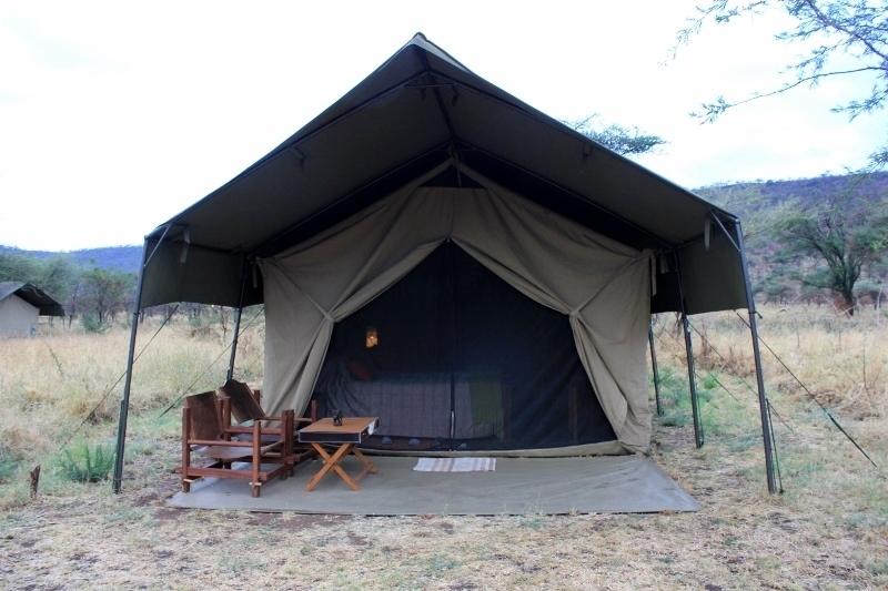 Glamping Serengeti Tent