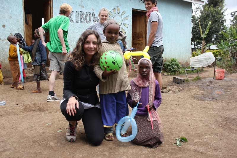 Kibowa Orphanage in Africa