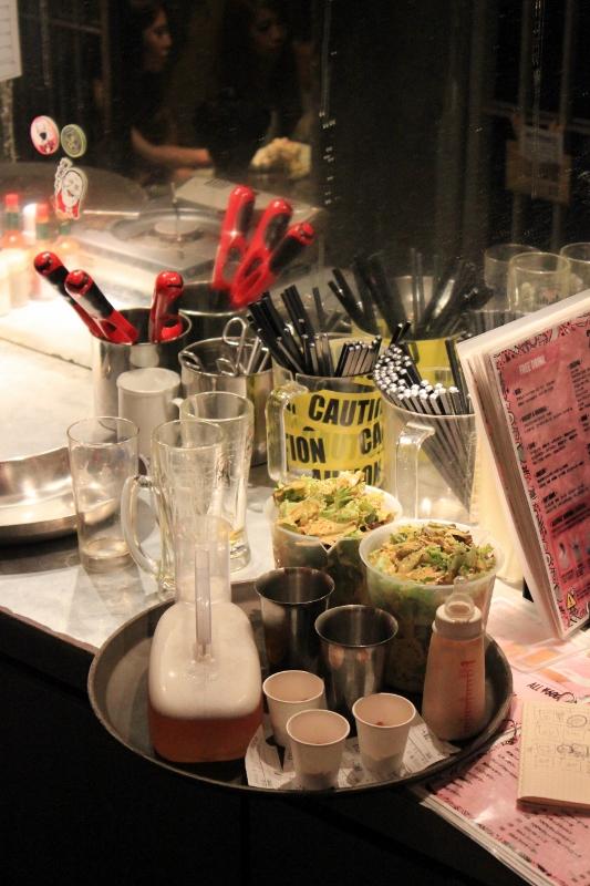 Alcatraz ER Restaurant Tokyo